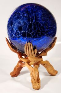 Prophetic Orb Crystal Ball Future