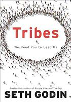 Seth Godin Tribes Book Hardcover