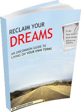 Reclaim Your Dreams Book Cover