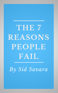 7 Reasons Good People Fail